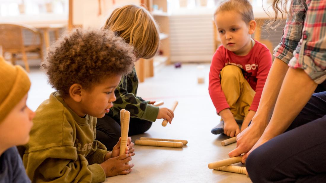 Activiteiten kinderdagverblijf Schiedam