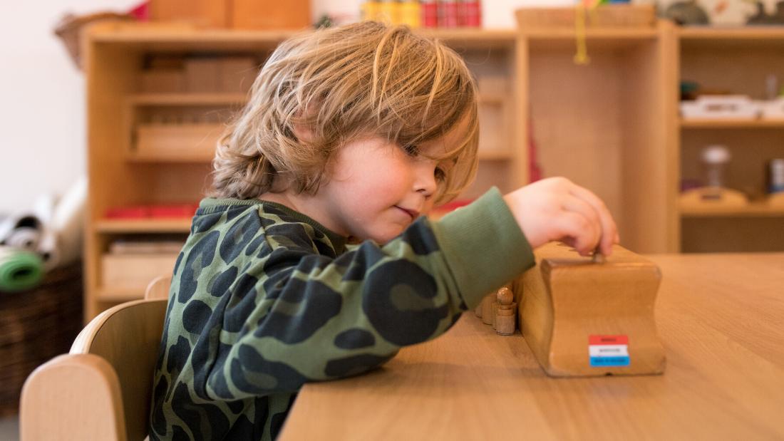 Montessori knutselactiviteiten