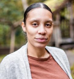 Melanie Ramos Antunes Montessori Kinderdagverblijf leidster