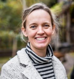 Vicky Dudley-Owen Montessori Kinderdagverblijf leidster