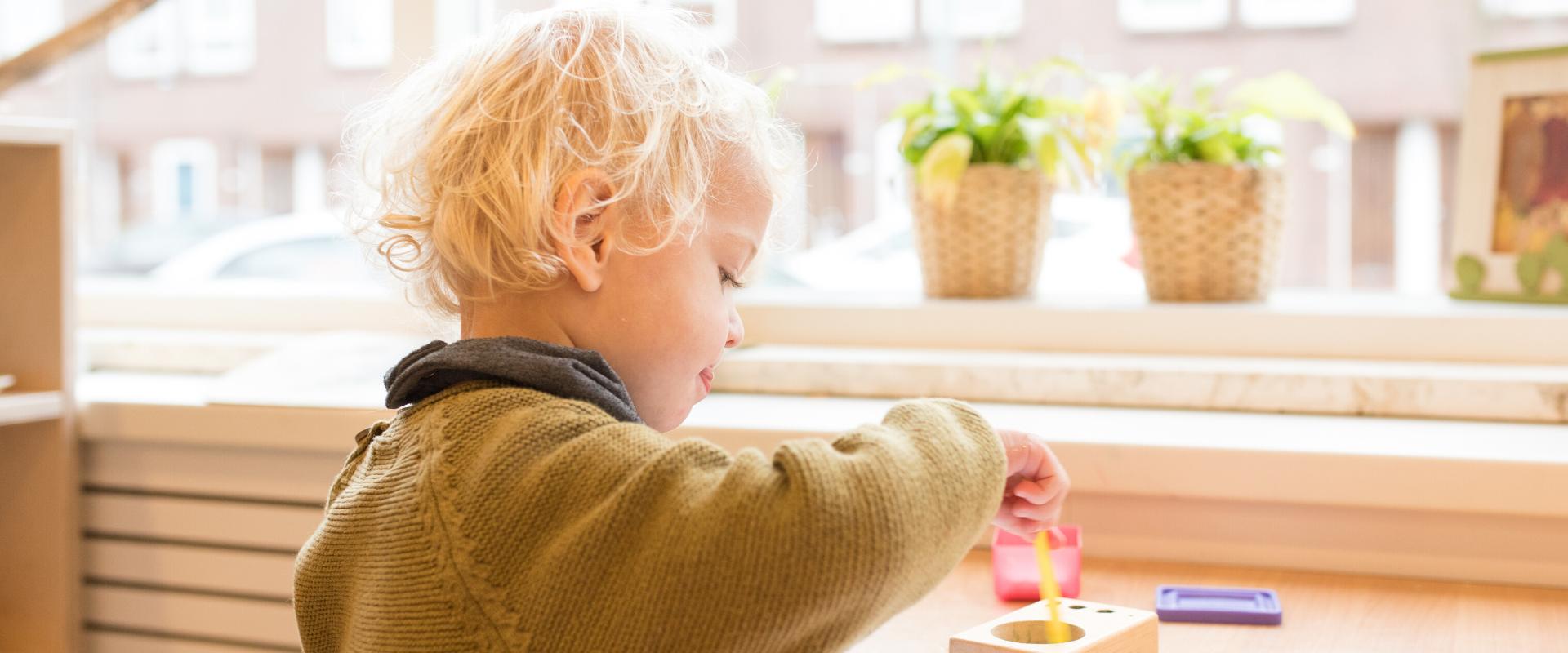Montessori Kinderdagverblijf Schiedam