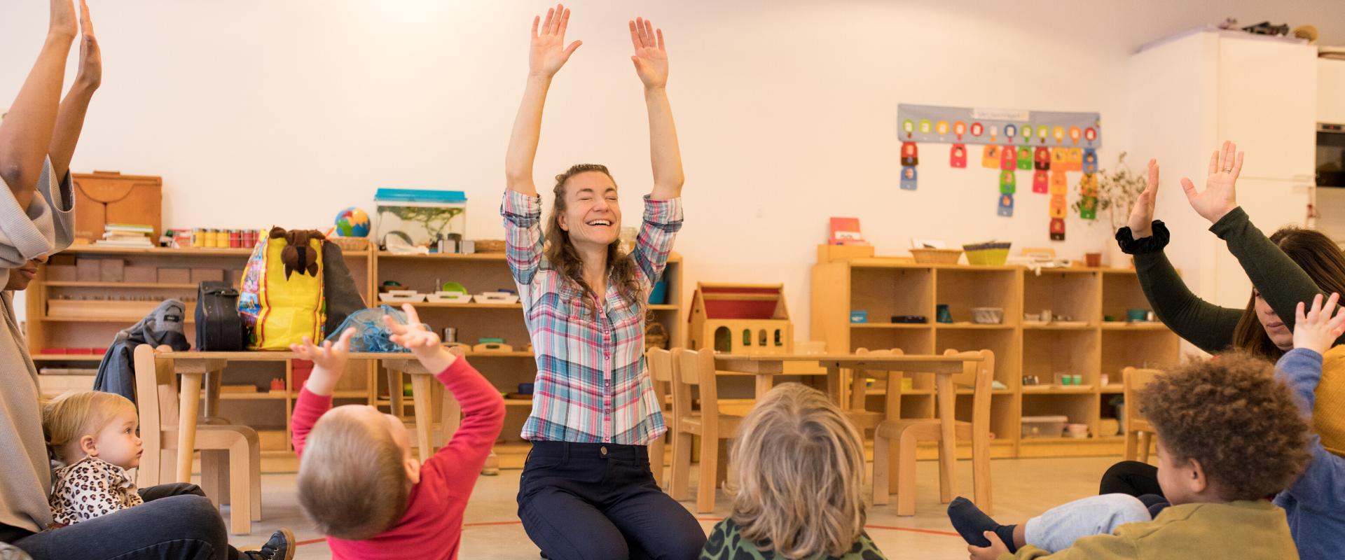 Montessori kinderopvang schiedam